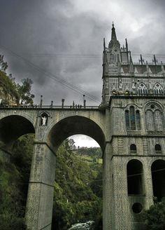 Sanctuary of Our Lady of Las Lajas