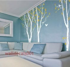 Tree Wall Decals Wall stickers wall decor kids by walldecals001