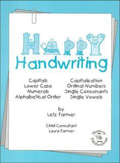 Happy Handwriting | Main photo (Cover)