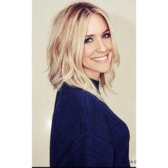 Long asymmetrical bob - blonde hair - Kristen cavallari - kristincavallari's photo on Instagram