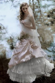Brides Gowns Handfastings Weddings:  Lovely.