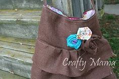 Cute purse DIY with instructions