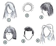 how-to-draw-hair