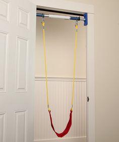 indoor swing set