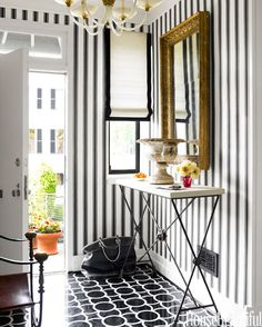 How to Decorate with Stripes - Stripes Decorating Ideas - Country Living