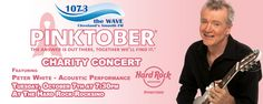 107.3 The WAVE & @hrrocksinonp  present Peter White Oct 7 @ 7:30p in Club Velvet @hrrocksinonp. Tickets just $20. Proceeds benefit The American Cancer Society and University Hospitals Seidman Cancer Center as part of Hard Rock's Pinktober Breast Cancer awareness campaign. Tickets on sale now. Available at The WAVE Studios, 6133 Rockside Rd Suite 102 in Independence.  #pinktober #peterwhite #smoothjazz #music #cle