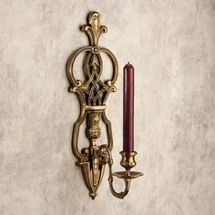 celtic wall sconce