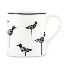 kate spade seagull mug