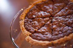 Award-winning Fig and Pecan Pie