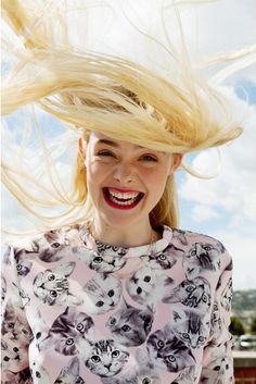 Elle Fanning is the ultimate teen dream. // #fashion #beauty #style #meow