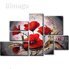 Pinturas on pinterest sweet peas madrid and tulip - Bimago cuadros modernos ...