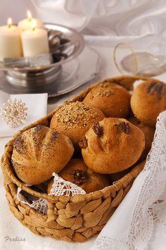 La cocina de Frabisa: Pan de celebración. RÁPIDOS