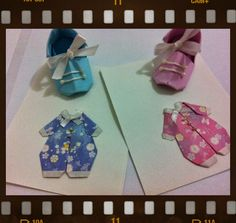 Origami Maniacs: Origami Baby Pijamas