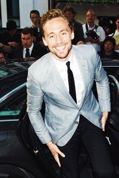 Tom Hiddleston. SubCategory A: I Hate You, You Resplendently Gorgeous Bastard.  SubCategory B: I Have Said It Before And I Shall Say It Again - God Bless Your Tailor and His Inability to Accurately Measure To Ensure Extra (Read: Enough) Room For... You. In Your Trousers... Whatevs. SubCategory C: Unmitigated Beard Porn.