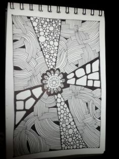 Zentangle Jun 12