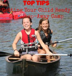 From care package ideas to combating homesickness top tips for parents on prepping kids for summer camp.