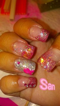 3D breast cancer - Nail Art Gallery by NAILS Magazine