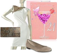 """""""21st Birthday Outfit"""" by cassiervalentine on Polyvore Outfit Sets, Outfit Idea, 21St Birthday, Sheath Dress, Reception Dresses, Wear, Birthday Outfits, Recept Dress"""