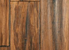 """MORNING STARNATURAL1/2""""X5 1/8""""BAMBOOBAMBOO STAINED STRANDSTAINED FINISHSOLID"""