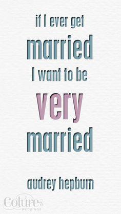 Audrey Hepburn #quote #love