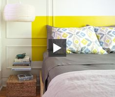 Eclectic Bedroom Makeover | House & Home | Online TV