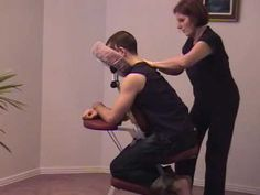 Relaxation Chair Massage - Advanced Demo