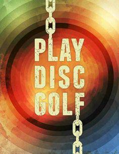 Disc Golf :)