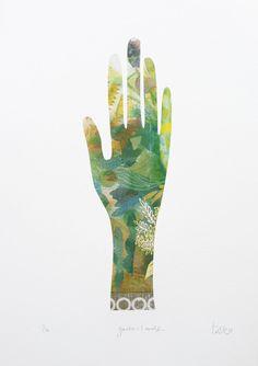 garden hands by tsktsk on Etsy, $40.00