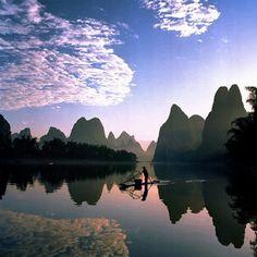 Yangshuo, Guilin. Southern China. 2008.