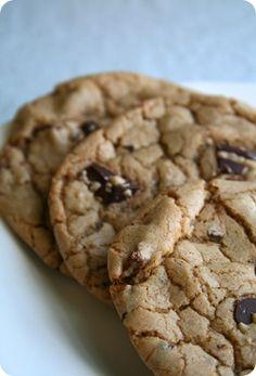 Kahlua & Caramel Chocolate Chip Cookies