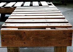 diy outdoor wooden sectional