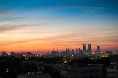 Sunset in Adliya - Bahrain