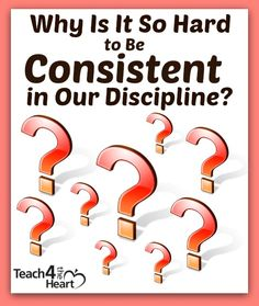 Why Is It So Hard to Be Consistent? | Teach 4 the Heart