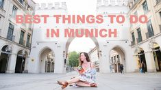 Best Things to Do in Munich | Sarah Funk, Video Blogger