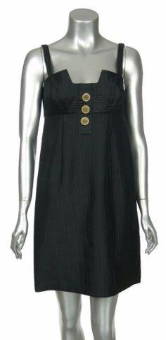 Nine West Womens Quilt Button Front Sun Dress « Dress Adds Everyday