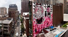 In #Philly? Check out the city's gorgeous street art on a Mural Walking Tour, available now on Peek.com
