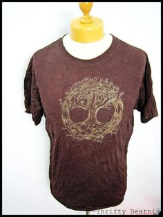 ethical eco organic cotton vintage t shirt