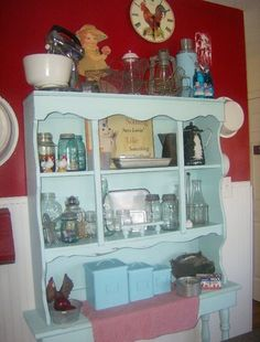Decorating a Country Kitchen - eclectic - kitchen - raleigh - by Lisa's Creative Designs