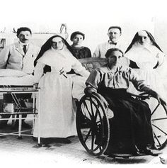 This was taken in 1919 in Laredo, Texas, where #Mercy still has an outreach ministry today. #throwbackthursday #tbt