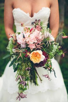 Fall #WeddingBouquet I lace.and.lilies I http://www.weddingwire.com/biz/lace-and-lilies-fort-collins/portfolio/5a08458e6db50321.html?page=1#vendor-storefront-content