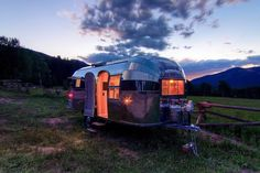 1954 Airstream Flying Cloud clouds, airstream fli, camper, dreams, mobile homes, hous, travel trailers, airstream dream, airstream trailers
