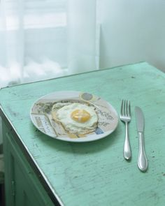 eggs in the morning