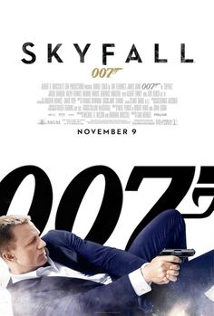 Skyfall-Great Bond film, great film period!!!