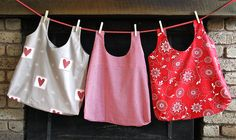 Quick Carrier (free bag pattern download!)