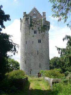 lohort castl, castl set, hous castl, tower hous, counti cork