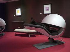 Chi non vorrebbe un lettino hi-Tech per schiacciare un pisolino in ufficio?..
