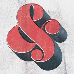 Ampersand love #typography