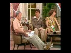 "The Carol Burnett Show - The First ""Family"" Sketch"