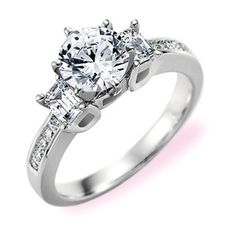 engagement wedding rings