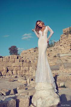 Wedding Dress: Julie Vino 2014 Collection